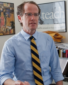 Dave Donahue, Associate Professor Mills College School of Education