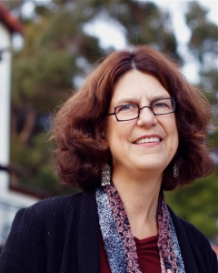 Kathy Schultz, Dean of the School of Education at Mills College