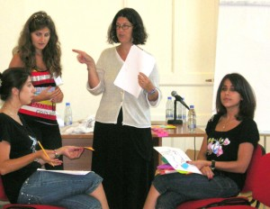 Kathy Schultz - mentoring