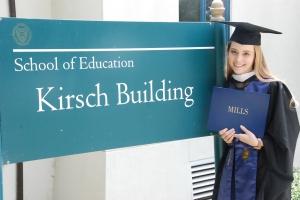 TTS graduate, Lauren Foos '14